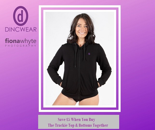 Dincwear Trackie Top & Bottoms Combo Deal
